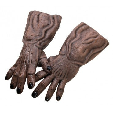 Green Lantern Deluxe Kilowog Gloves - HalloweenCostumes4U.com - Accessories