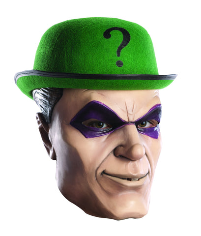 Batman The Riddler Mask - HalloweenCostumes4U.com - Accessories