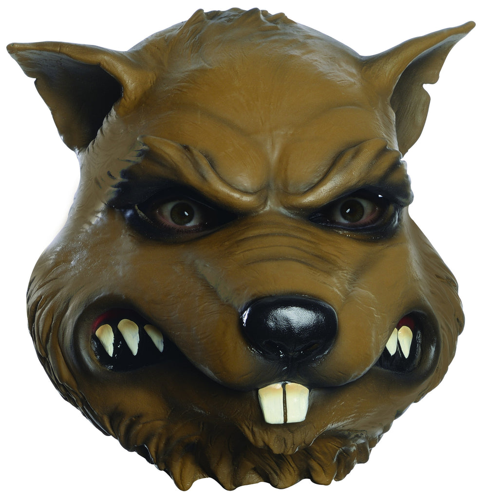Ninja Turtles Splinter Mask - HalloweenCostumes4U.com - Accessories
