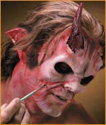 Reel F/X Devil Ears Prosthetic - HalloweenCostumes4U.com - Accessories