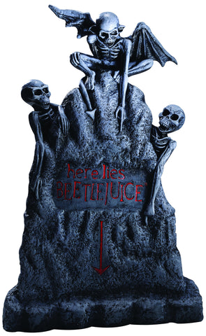 Beetlejuice Tombstone - HalloweenCostumes4U.com - Decorations