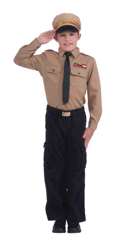Army General Costume - HalloweenCostumes4U.com - Kids Costumes
