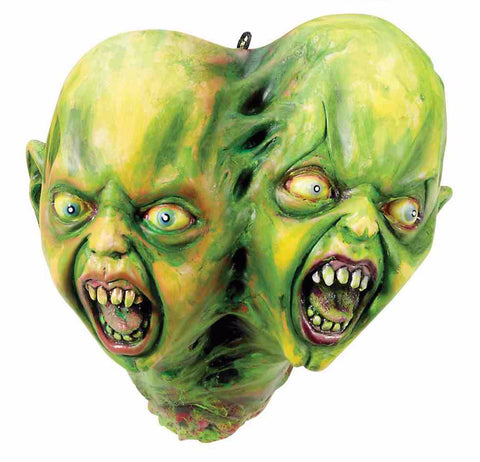 Biohazard Two Headed Zombie Prop - HalloweenCostumes4U.com - Decorations