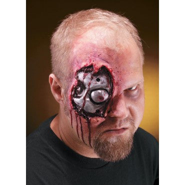 Reel F/X Cyborg Eye Prosthetic - HalloweenCostumes4U.com - Accessories