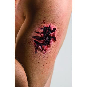 Reel F/X Raw Meat Wound - HalloweenCostumes4U.com - Accessories