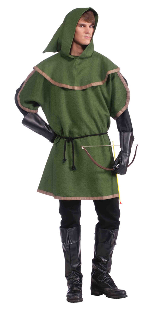 Men's Sherwood Forest Archer Costume - HalloweenCostumes4U.com - Adult Costumes