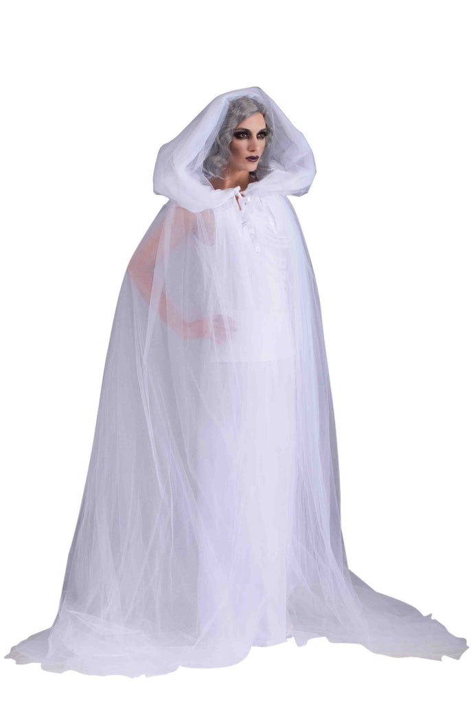 Ghost Lady Costume Haunting Ghost Woman