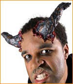 Reel F/X Death Metal Demon Prosthetic - HalloweenCostumes4U.com - Accessories