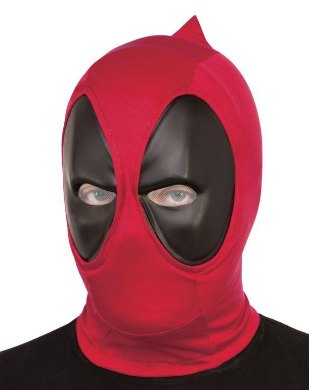 Deluxe Deadpool Overhead Hooded Mask