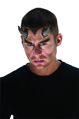 Theatrical Effects Demon Horns Prosthetic Kit - HalloweenCostumes4U.com - Accessories