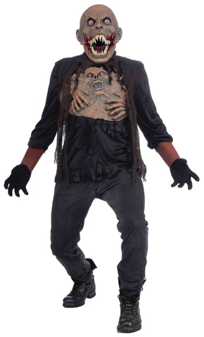 Mens Vicious Mutant Costume - HalloweenCostumes4U.com - Adult Costumes