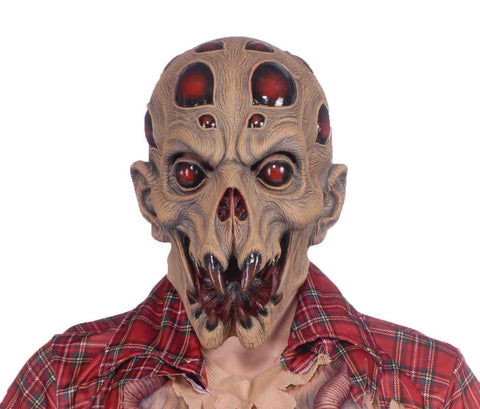 Alien Abduction Mask - HalloweenCostumes4U.com - Accessories