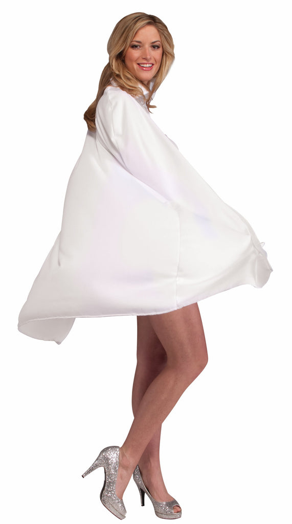 Halloween Capes White 45 inch - HalloweenCostumes4U.com - Accessories
