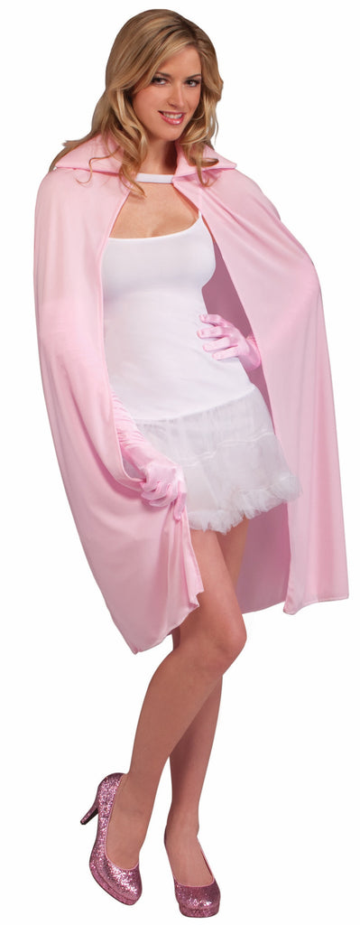 Halloween Capes Pink 45 inch - HalloweenCostumes4U.com - Accessories