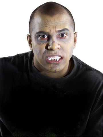Theatrical Effects Fangs - HalloweenCostumes4U.com - Accessories
