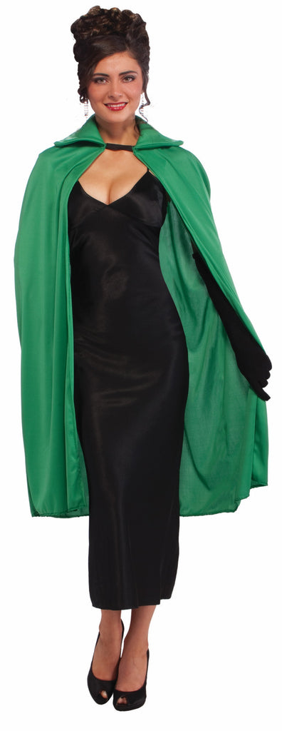 Halloween Capes Green 45 inch