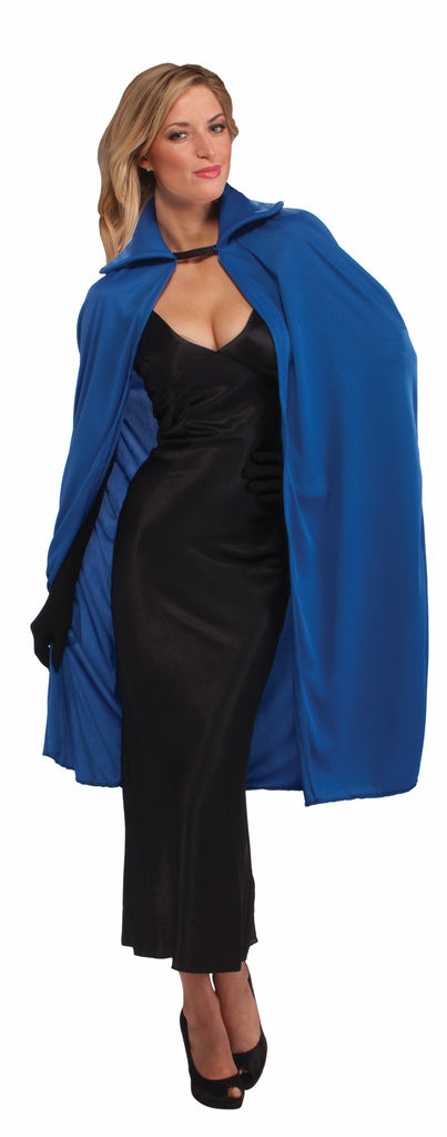 Halloween Capes Blue 45 inch - HalloweenCostumes4U.com - Accessories