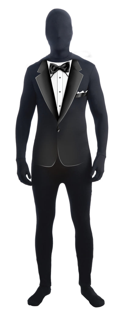 Skin Tight Tuxedo Costumes for Adults - HalloweenCostumes4U.com - Accessories