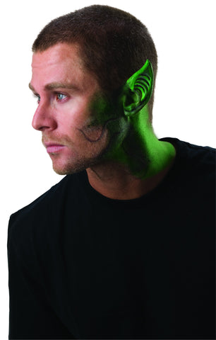 Theatrical Effects Large Alien/Elf Ears - HalloweenCostumes4U.com - Accessories