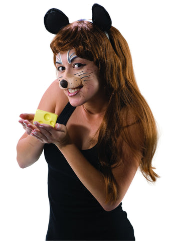 Theatrical Effects Mouse Nose Kit - HalloweenCostumes4U.com - Accessories