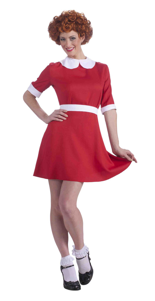 Orphan Annie Halloween Costumes for Women