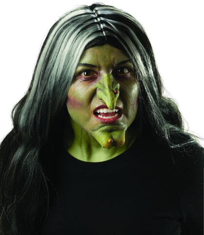 Theatrical Effects Witch Nose - HalloweenCostumes4U.com - Accessories