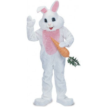 Adults Premium Easter Bunny Mascot/Parade Costume - HalloweenCostumes4U.com - Adult Costumes