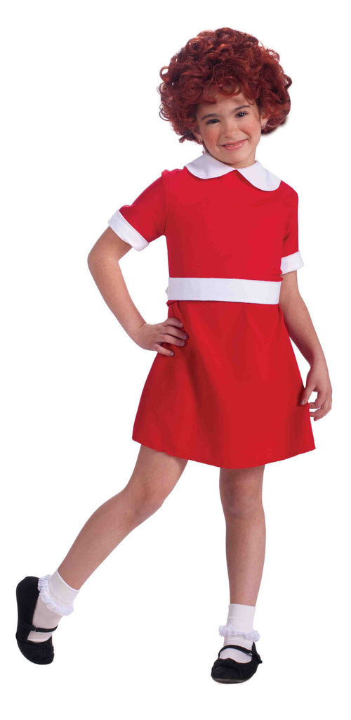 Little Orphan Annie Costume for Children - HalloweenCostumes4U.com - Kids Costumes