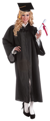 Adult Graduation Robe - HalloweenCostumes4U.com - Adult Costumes