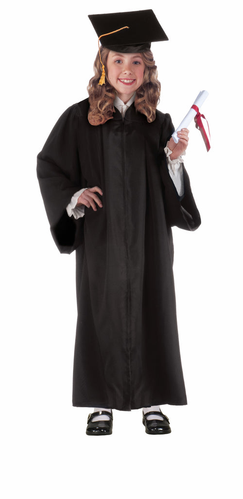 Kids Graduation Robe - HalloweenCostumes4U.com - Kids Costumes