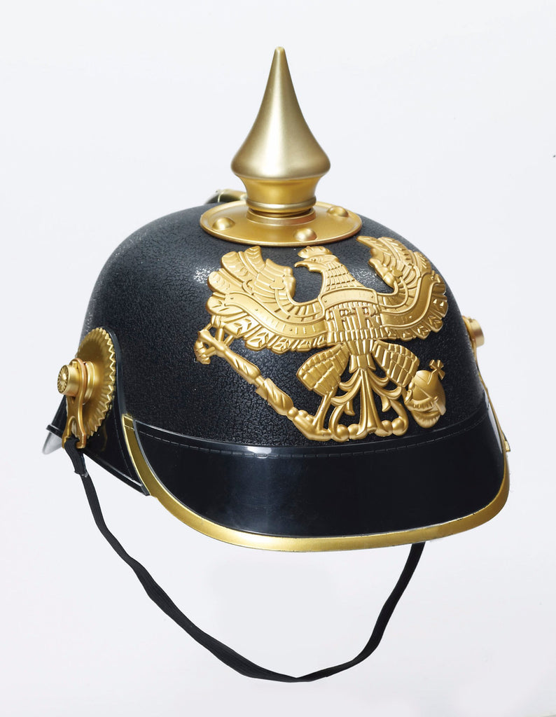 Officers' Helmet - HalloweenCostumes4U.com - Accessories
