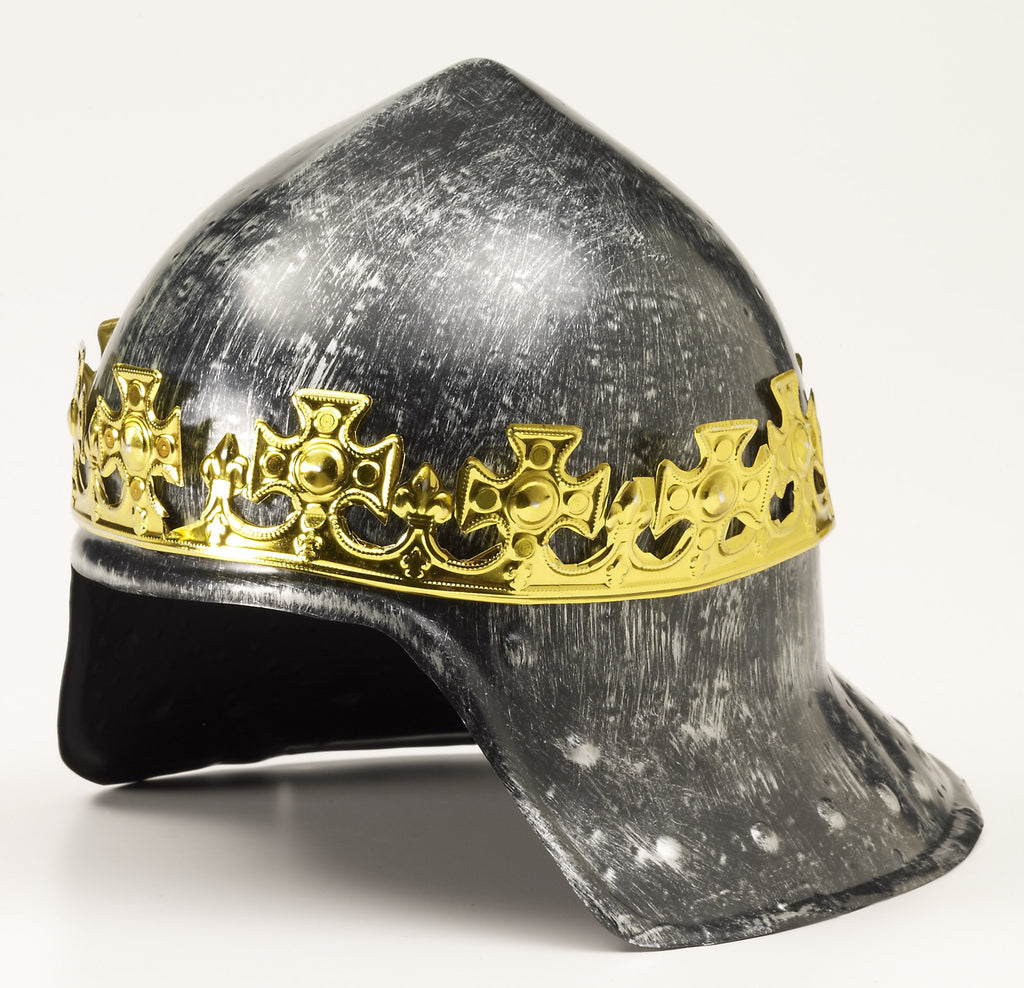 King Warrior Helmet - HalloweenCostumes4U.com - Accessories