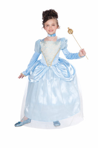 Girls Princess Marie Costume - HalloweenCostumes4U.com - Kids Costumes