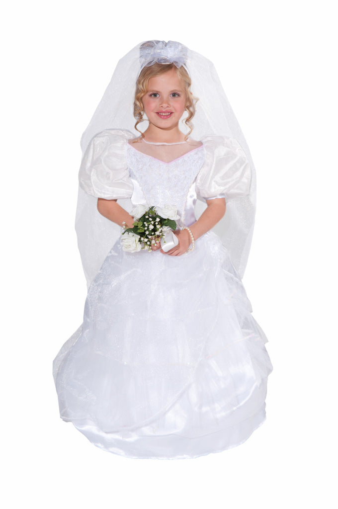Girls First Dance With Daddy Costume - HalloweenCostumes4U.com - Kids Costumes