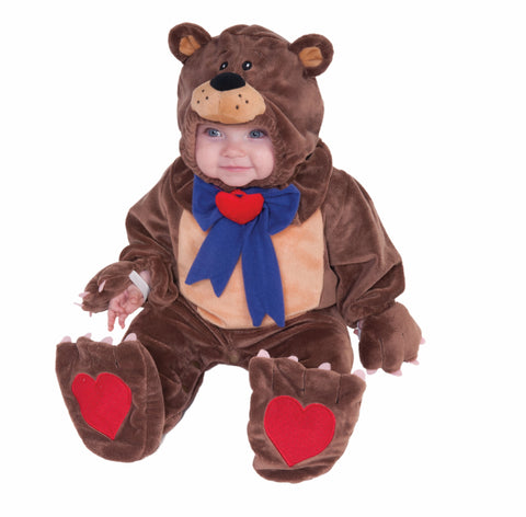 Boys Teddy Bear Costume - HalloweenCostumes4U.com - Infant & Toddler Costumes - 1