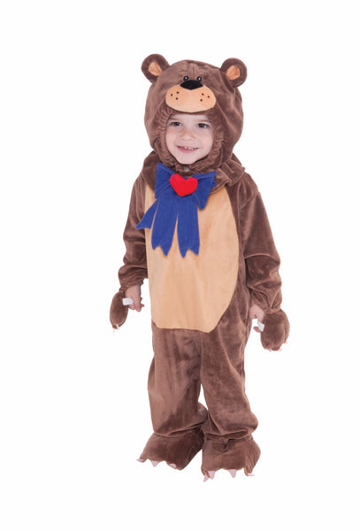 Boys Teddy Bear Costume - HalloweenCostumes4U.com - Infant & Toddler Costumes - 2