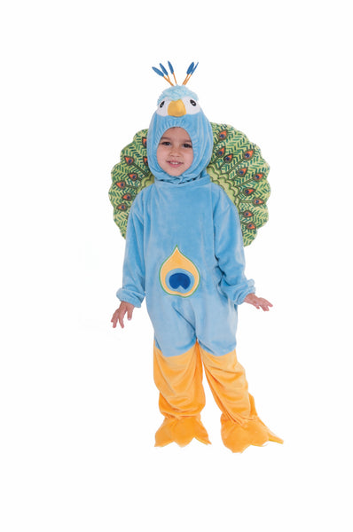 Infants/Toddlers Peacock Costume - HalloweenCostumes4U.com - Infant & Toddler Costumes - 2