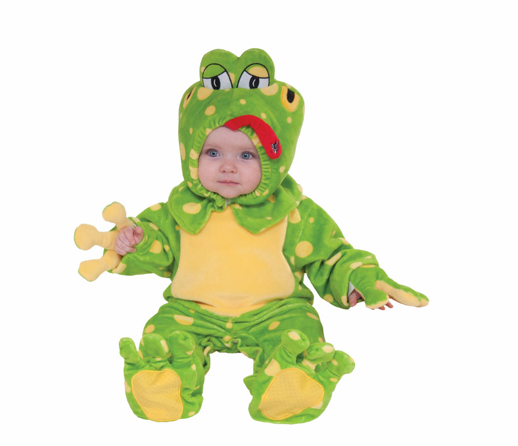 Boys Froggie Costume - HalloweenCostumes4U.com - Infant & Toddler Costumes - 1