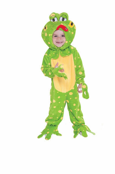 Boys Froggie Costume - HalloweenCostumes4U.com - Infant & Toddler Costumes - 2