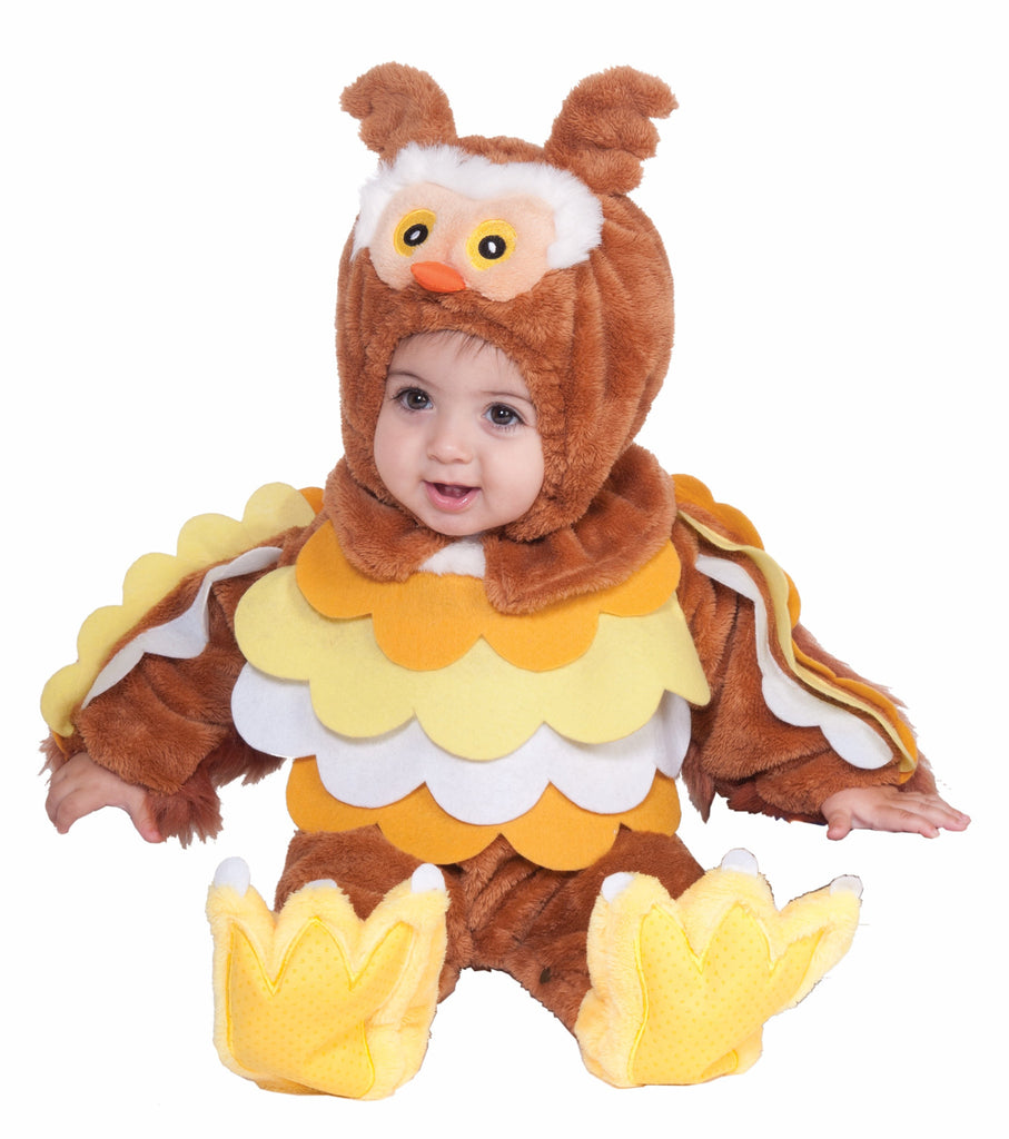 Infants/Toddlers Owl Costume - HalloweenCostumes4U.com - Kids Costumes