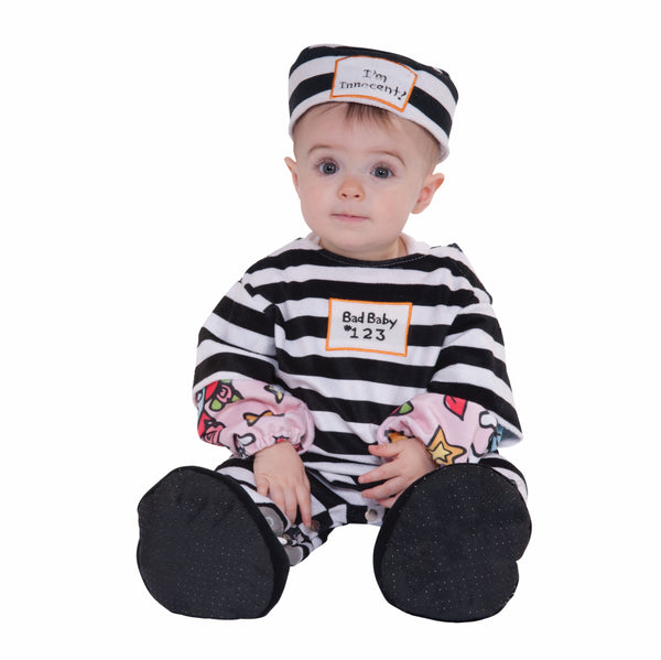 Boys Lil' Law Breaker Costume - HalloweenCostumes4U.com - Infant & Toddler Costumes - 1