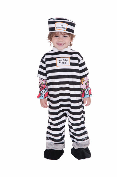 Boys Lil' Law Breaker Costume - HalloweenCostumes4U.com - Infant & Toddler Costumes - 2