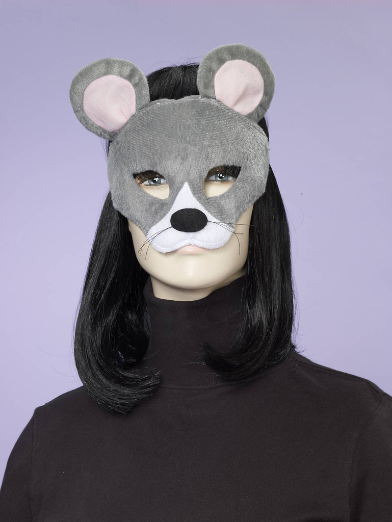 Mouse Half Mask - HalloweenCostumes4U.com - Accessories
