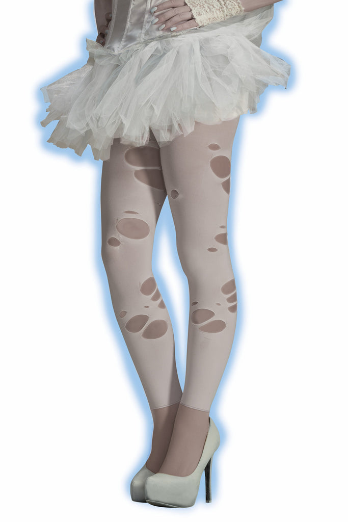 Ghost Leggings - HalloweenCostumes4U.com - Accessories
