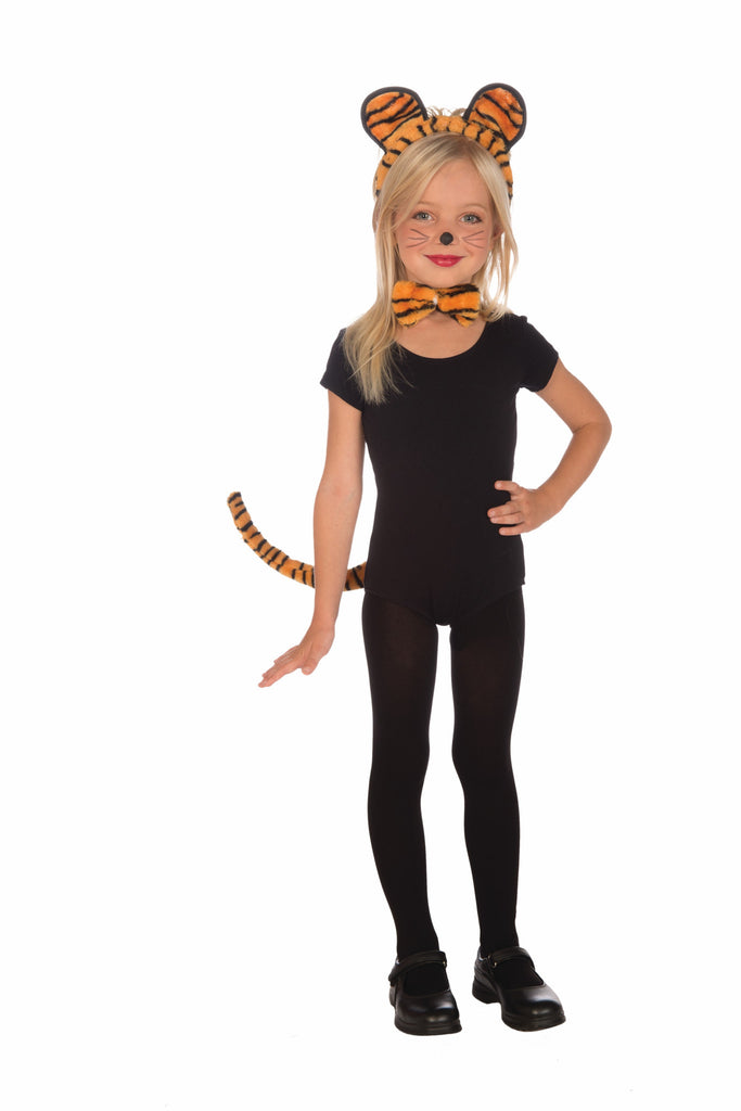 Kids Tiger Accessory Kit - HalloweenCostumes4U.com - Accessories