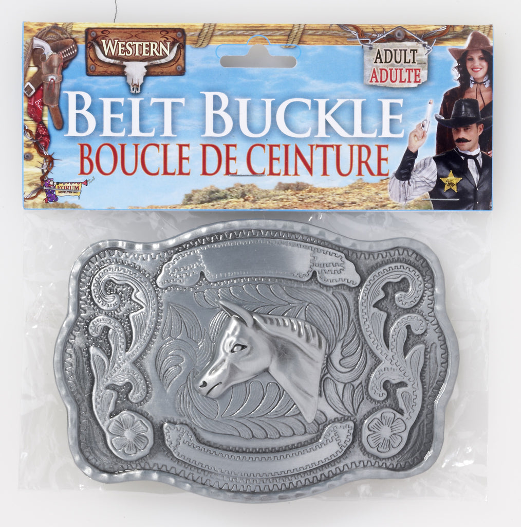 Rodeo Belt Buckle - HalloweenCostumes4U.com - Accessories