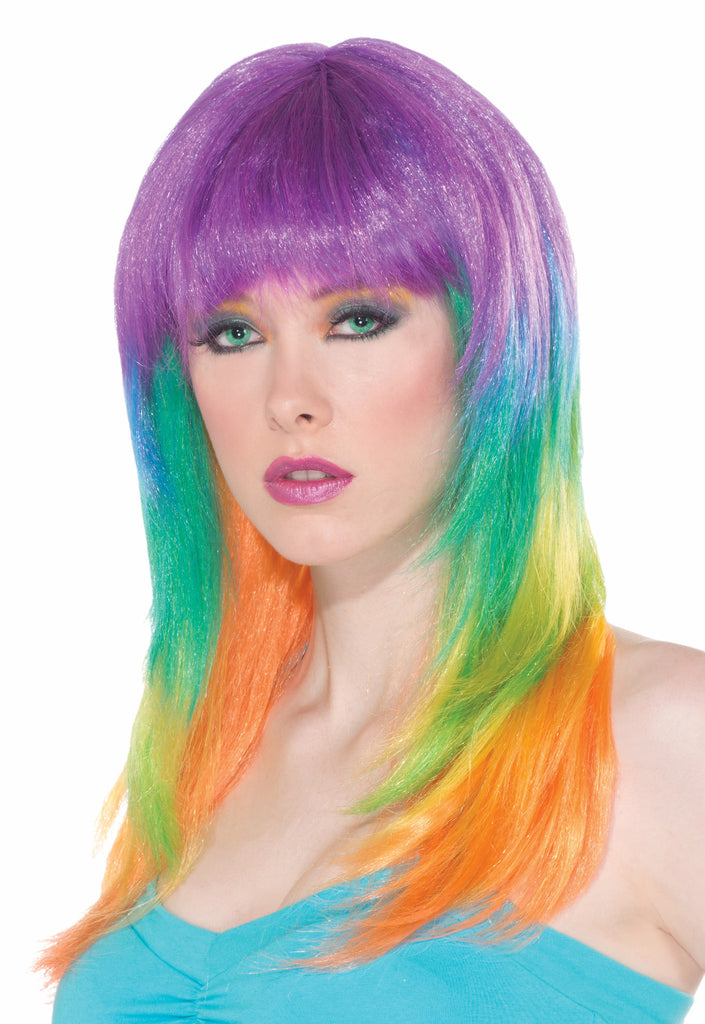 Wig-Club Candy Prism Wig - HalloweenCostumes4U.com - Accessories