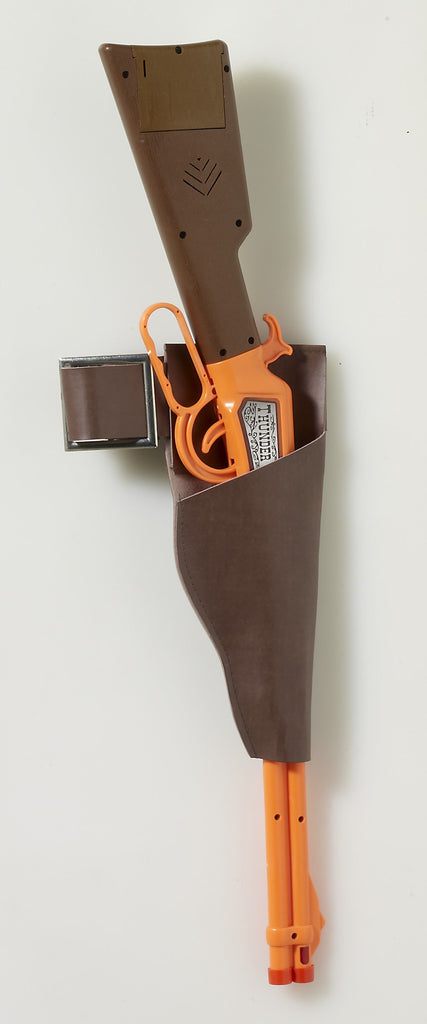Cowboy Rifle & Holster - HalloweenCostumes4U.com - Accessories