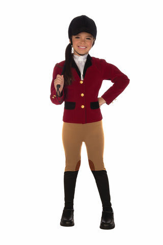 Girls Equestrian Rider Costume - HalloweenCostumes4U.com - Kids Costumes  sc 1 st  Halloween Costumes 4U & Infant u0026 Toddler Sports Costumes - Halloween Costumes 4U - Halloween ...