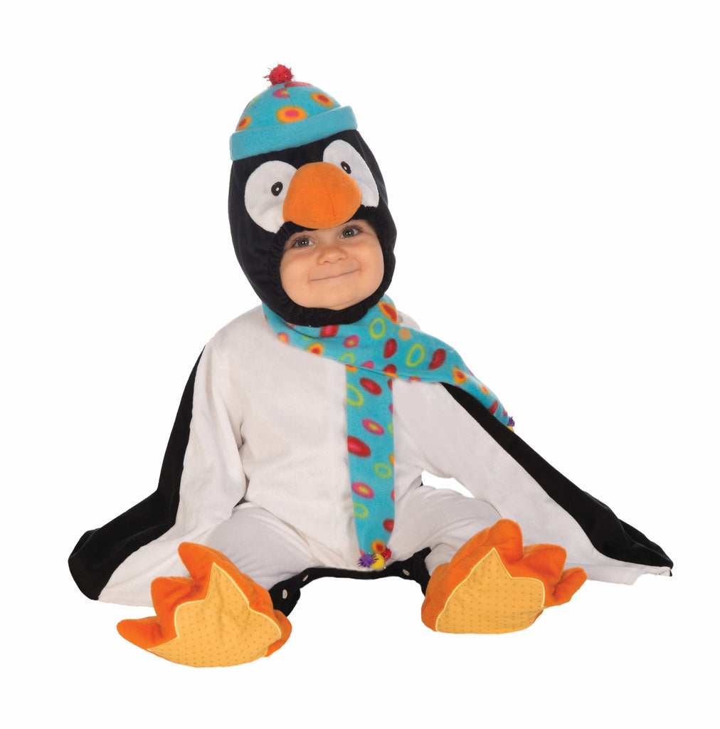 Infants/Toddlers Penguin Costume - HalloweenCostumes4U.com - Infant & Toddler Costumes
